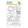 Simon Says Clear Stamps Coffee and Tea