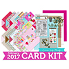 Simon Says Stamp Card Kit of the Month February 2017