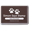Simon Says Stamp Dark Chocolate Ink
