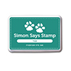 Simon Says Stamp Teal Dye Ink Pad