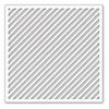 Simon Says Stamp Stencil Diagonal Stripe