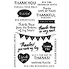 Hero Arts Clear Stamps Thank You Messages
