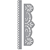 Spellbinders Graceful Brackets by Becca Feeken Dies