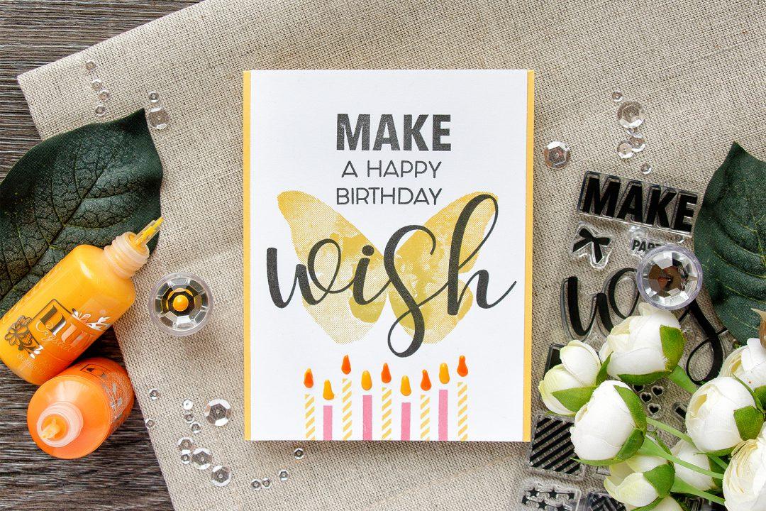 Concord & 9th | Make a Wish Birthday Card