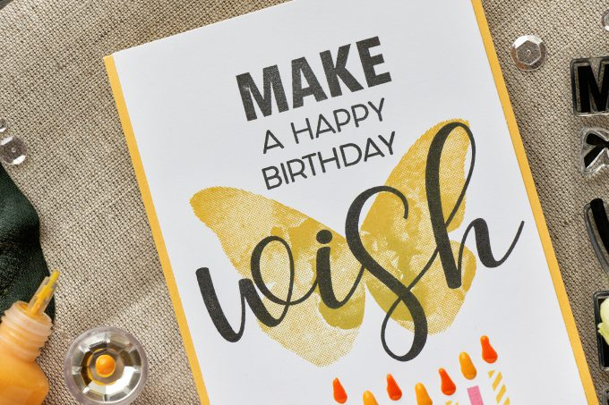 Concord & 9th | Make a Wish Birthday Card