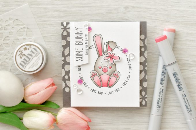 Simon Says Stamp | Some Bunny Loves You
