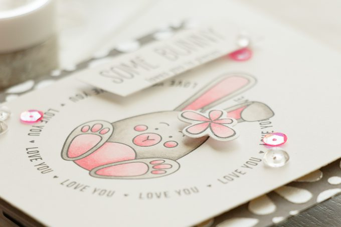 Simon Says Stamp | Some Bunny Loves You