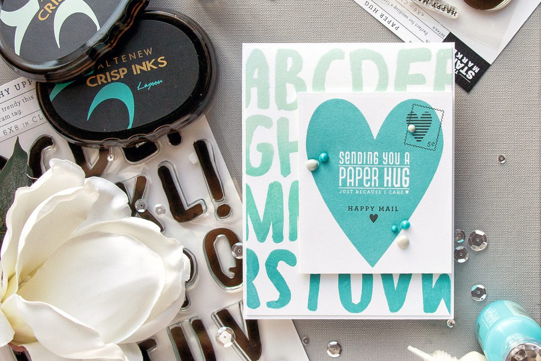 The Stamp Market | Sending You A Paper Hug