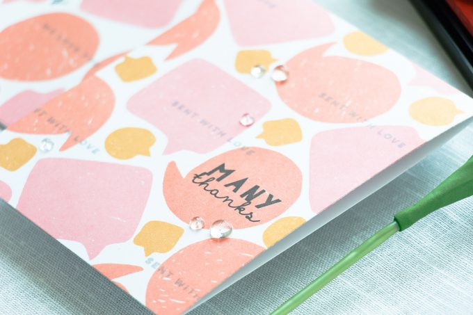 Winnie & Walter | One Layer Speech Bubble Cards