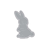 Hero Arts Paper Layering Rabbit with Frame (D) DI371