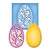 Spellbinders Filigree Egg Dies S2-053