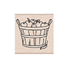 Hero Arts Basket of Apples F6227