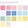PTI Perfect Match Pastels Cardstock Sampler (34 sheets)