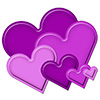 Spellbinders Classic Heart S4-136