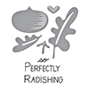 Spellbinders Perfectly Radishing Stamp And Die Set