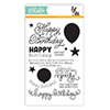 Simon Says Clear Stamps Birthday Balloons