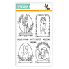 Simon Says Stamp Spring SeedsStamp Set