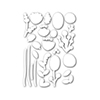 Simon Says Stamp Artsy Flower Parts Wafer Dies Sssd111697 New Beginnings