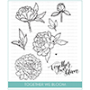 Studio Katia Together We Bloom Clear Stamps