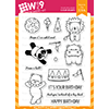 WPlus9 Big Deal Stamp Set