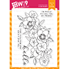 WPlus9 Kind Soul Stamp Set