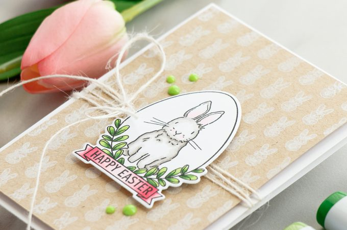 Simon Says Stamp | Quick Copic Colored Easter & Spring Cards.