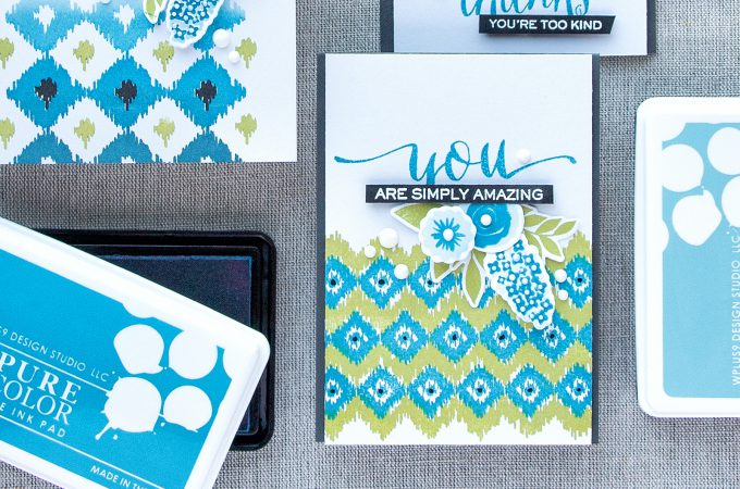 WPlus9 | A Background Study: Ikat