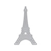 Hero Arts Paper Layering Eiffel Tower DI379