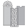 Spellbinders Filigree Bookmark Tag Dies S4-731