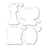 Simon Says Stamp Wild Cuddly Critters Wafer Dies