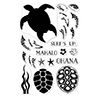 Hero Arts Clear Stamps Color Layering Sea Turtle