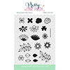 Pretty Pink Posh Bold Blooms Stamp Set