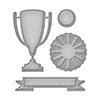 Spellbinders Die D-lites Trophy Etched Dies