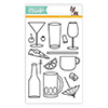 Simon Says Clear Stamps Adult Beverages