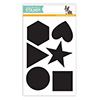 Simon Says Clear Stamps Big Perfect Shapes