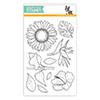 Simon Says Clear Stamps Summer Flowers