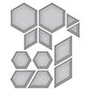 Spellbinders Hexagon Quilt Dies