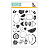 Simon Says Clear Stamps Artsy Fruits