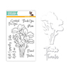 Simon Says Stamps and Dies Sentiment Florals