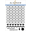 Altenew Pattern Play Hexagon Stamp Set
