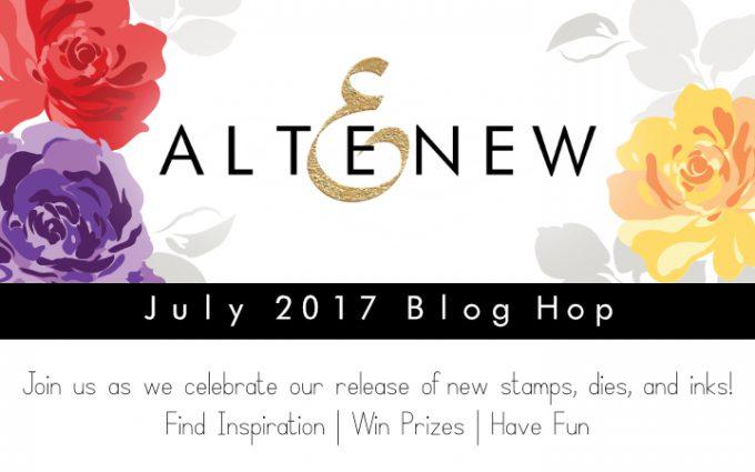 Altenew July 2017 Release Blog Hop