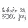 Spellbinders Ho Ho Ho Dies