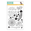 Simon Says Stamps Handwritten Floral Greetings