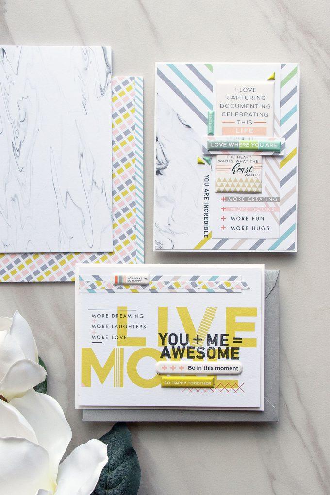 Simon Says Stamp | August Card Kit – You + Me