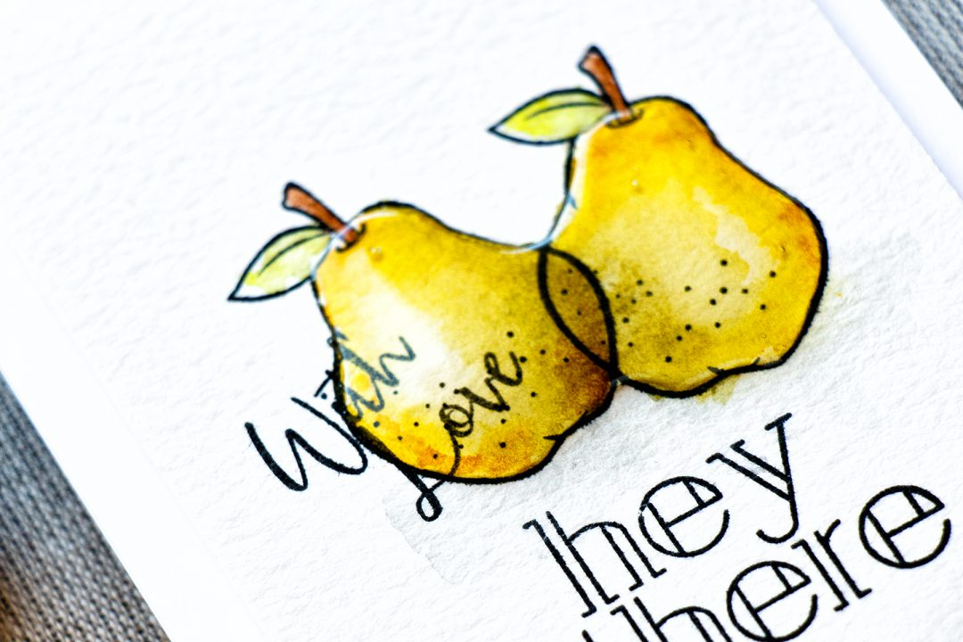 Simon Says Stamp   More Cardmaking Ideas using Dancing Fruits