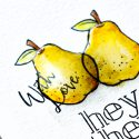 Simon Says Stamp | More Cardmaking Ideas using Dancing Fruits