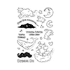 Hero Arts Cloudy Animals Stamp Set