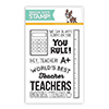 Simon Says Clear Stamps Hey Teacher