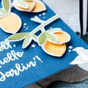 WPlus9 | Well Hello Darling Lemon Branches Card by Yana Smakula