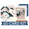 Simon Says Stamp Card Kit of the Month October 2017